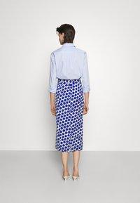 Diane von Furstenberg - CALANDRA SKIRT - Pencil skirt - true blue - 2
