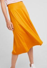 Anna Field - A-line skirt - inca gold - 4