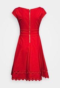 kate spade new york - PONTE DRESS - Jersey dress - iced cherry - 1