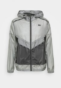 Nike Performance - Löparjacka - smoke grey/off noir/black/silver - 3
