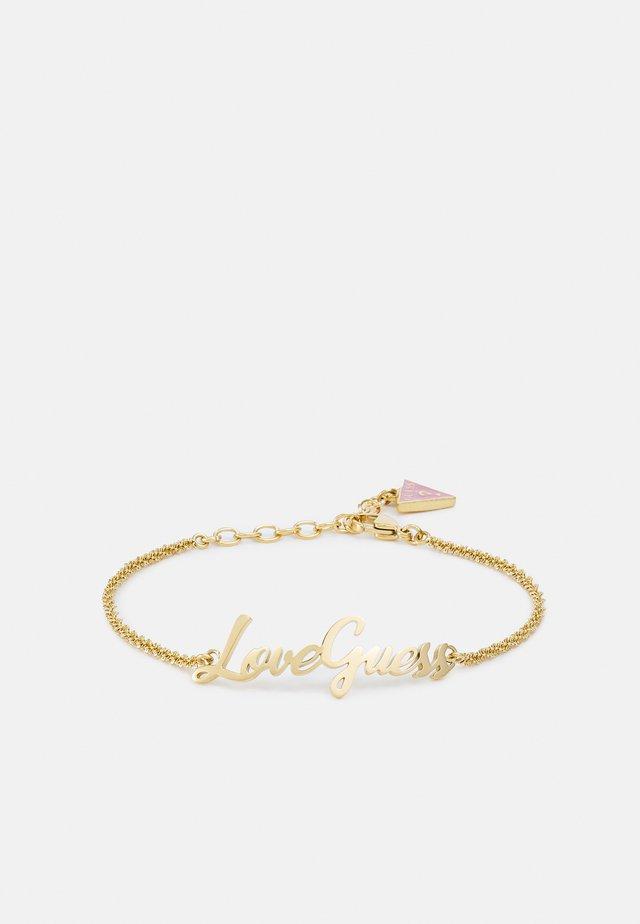 DREAM & LOVE - Rannekoru - gold-coloured