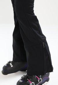 Columbia - ROFFE RIDGE - Ski- & snowboardbukser - black - 5