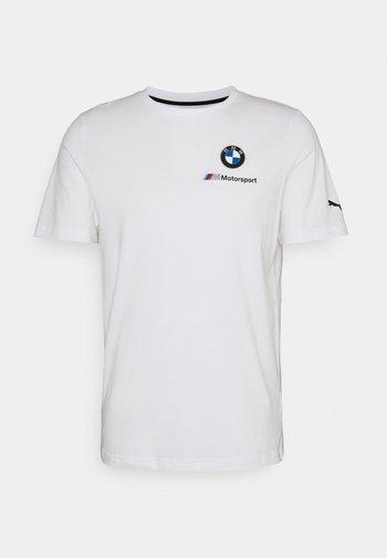 SMALL LOGO TEE - T-shirt imprimé - white