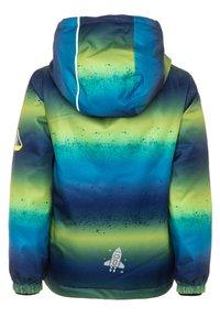 Killtec - VIEWY - Kurtka snowboardowa - neon blue - 1