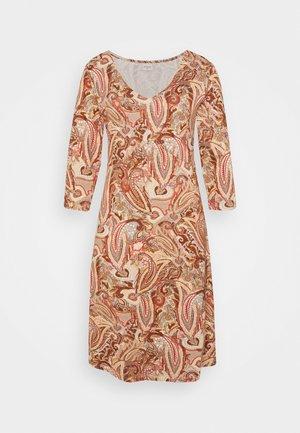 LULLA DRESS - Day dress - rose brown