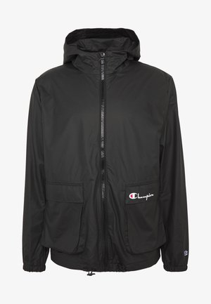 JACKET - Regnjakke / vandafvisende jakker - black