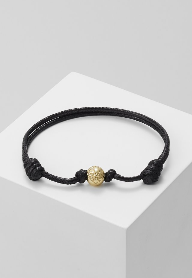 Bracciale - black/gold