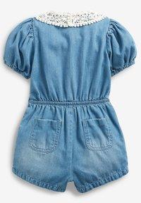 Next - Jumpsuit - light blue denim - 2
