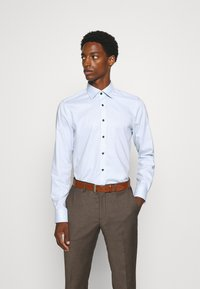 OLYMP No. Six - No. 6 - Formal shirt - light blue - 0