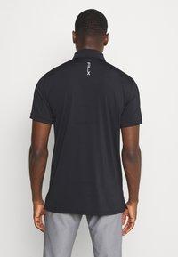 Polo Ralph Lauren Golf - SHORT SLEEVE - Funkční triko - black - 2