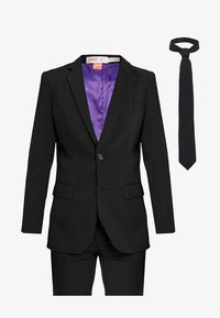 OppoSuits - KNIGHT - Traje - black - 11