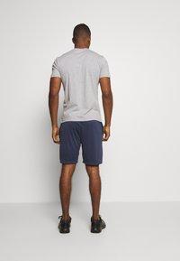 Reebok - SHORT - Pantalón corto de deporte - dark blue - 2