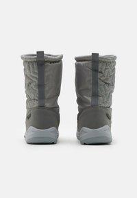 Kappa - CESSY TEX UNISEX - Winter boots - grey/mint - 2