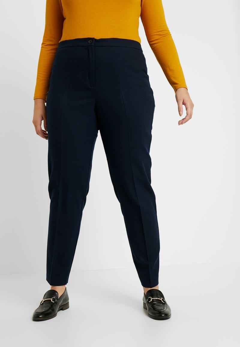 Persona by Marina Rinaldi - RIO - Trousers - blu marino