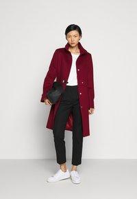 HUGO - MILORA - Classic coat - open red - 1