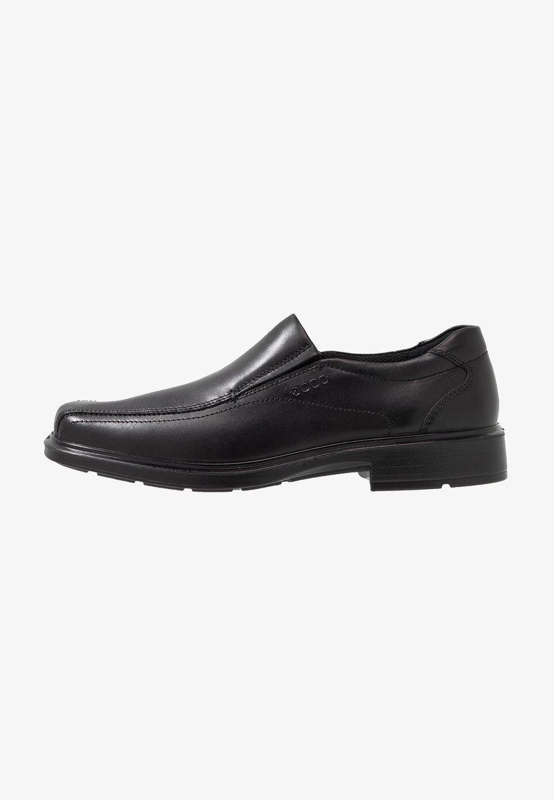 ECCO - Nazouvací boty - black