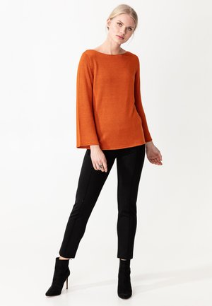 KNIT KATARINA - Jersey de punto - orange