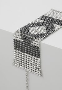KARL LAGERFELD - CRYSTAL MESH DOUBLE  - Bracelet - silver-colored - 5