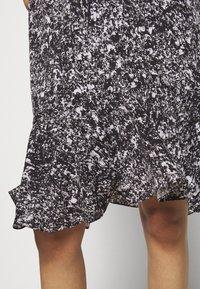 PS Paul Smith - WOMENS DRESS - Day dress - black - 3