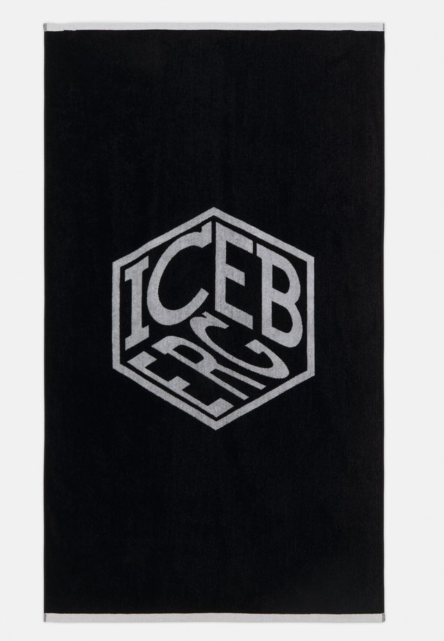 BEACH TOWEL - Telo mare - black