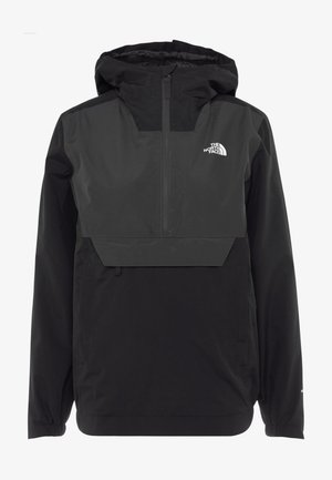 FANORAK - Windbreaker - black