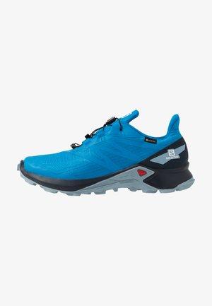 SUPERCROSS BLAST GTX - Trail running shoes - indigo bunting/navy blazer/ashley blue