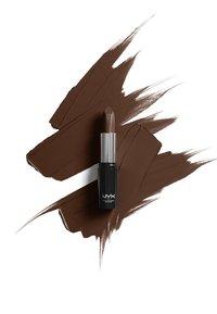 Nyx Professional Makeup - SHOUT LOUD SATIN LIPSTICK - Lipstick - grind - 1