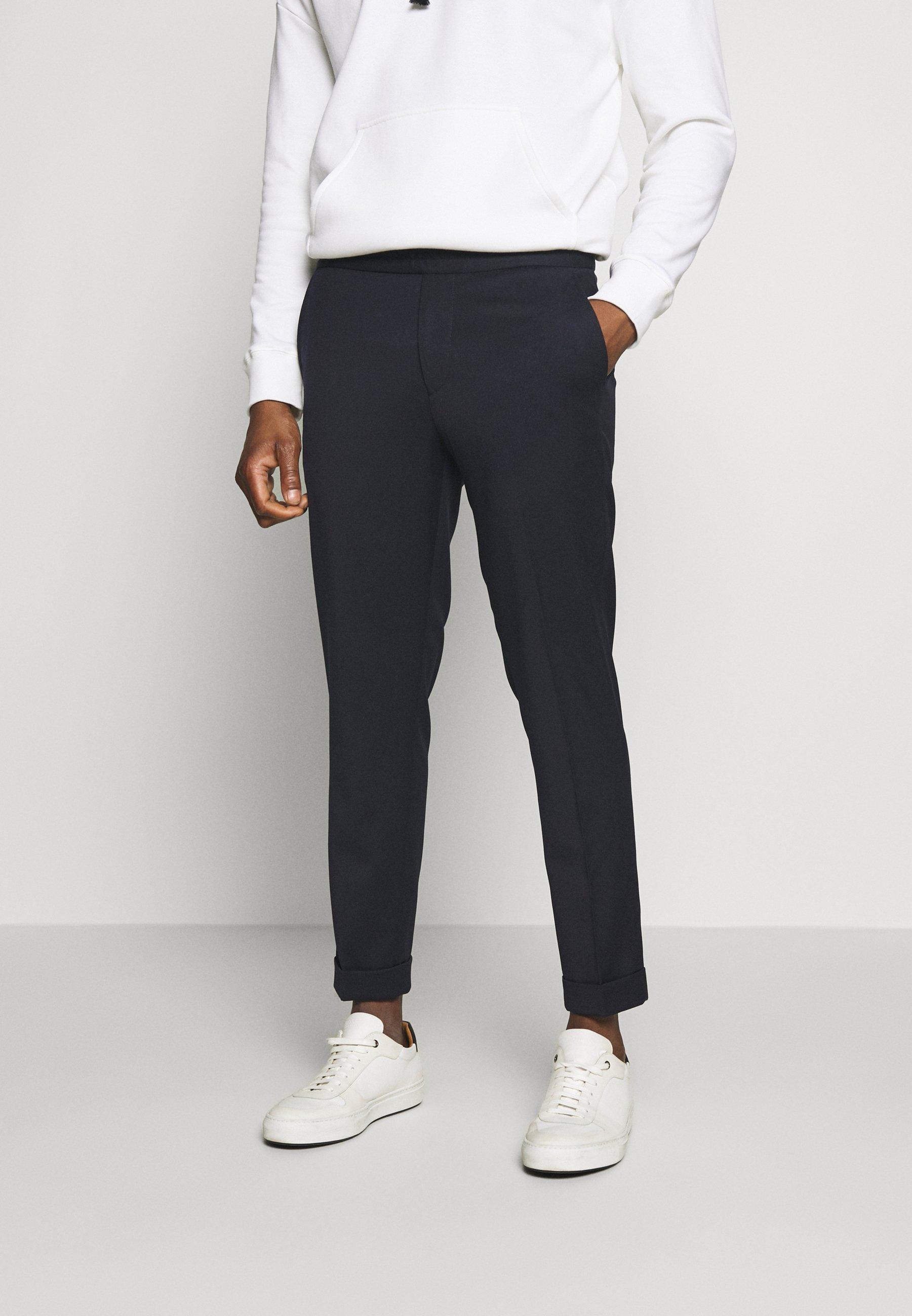 Uomo TERRY CROPPED PANTS - Pantaloni