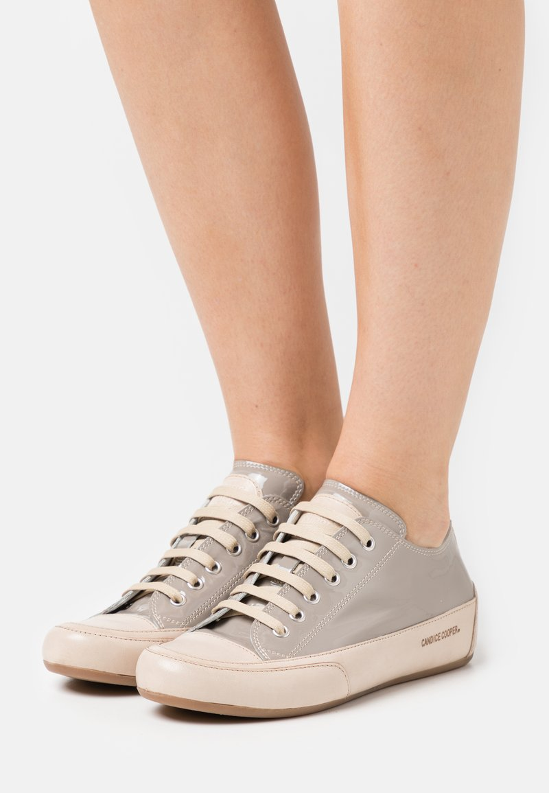 Candice Cooper - ROCK - Sneakers laag - taupe/sabbia