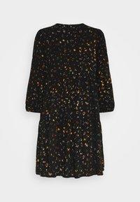 GAP - MINI TRAPEZE - Denní šaty - black - 6