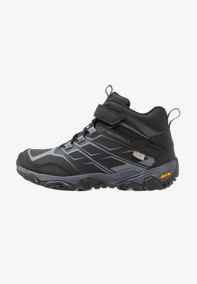 MOAB FST POLAR MID A/C ARCTIC GRIP - Winter boots - black