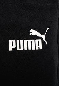 Puma - BERMUDAS - Träningsshorts - black - 6