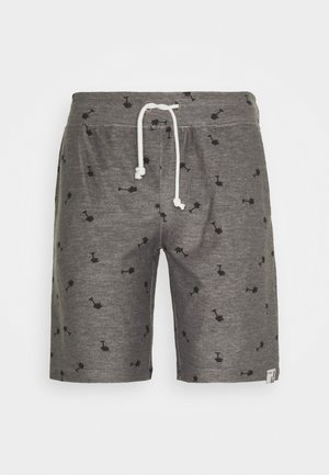 STIAN - Tracksuit bottoms - charcoal