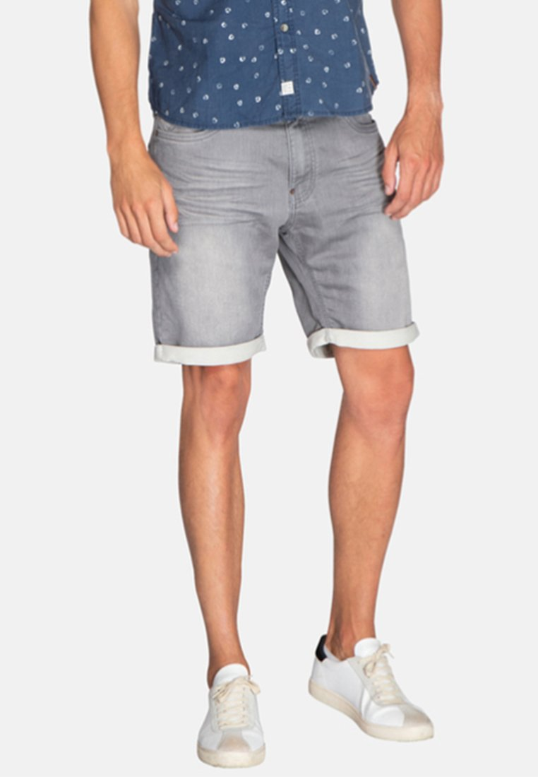 Protest - CARAT - Jeansshort - dark grey