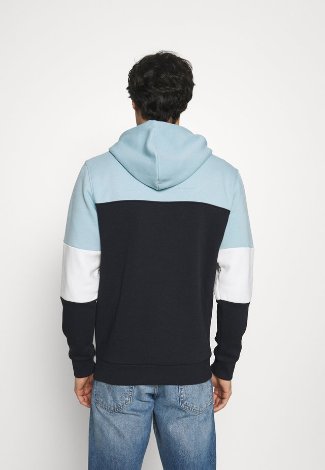 CASE - Sweatshirt - blue wave