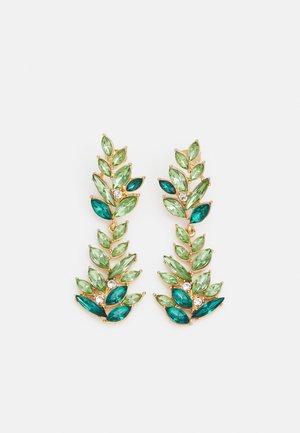 PCEVERLEE EARRINGS - Earrings - gold-coloured