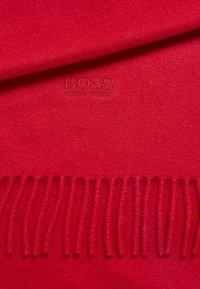 BOSS - T-SCOTTAS 02 - Scarf - red - 3