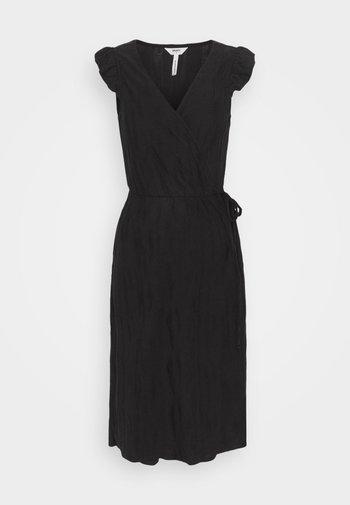 OBJINDRA SABRINA DRESS - Day dress - black