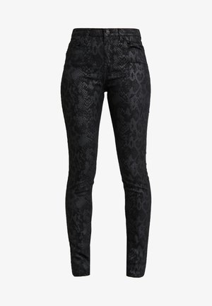 AMY - Jeans Skinny - black wash