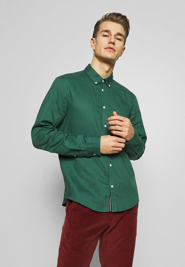 FANTON - Camicia - bistro green