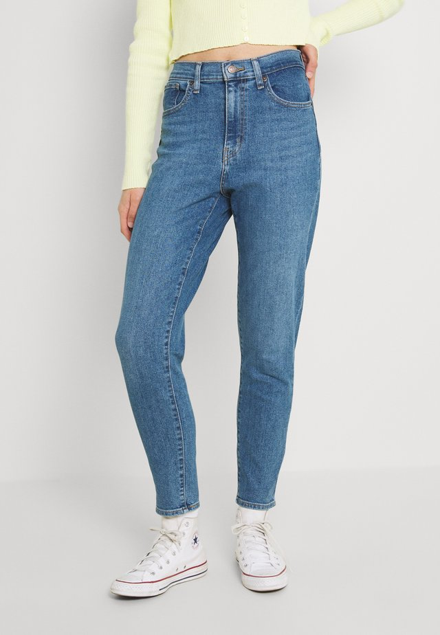 HIGH WAISTED TAPER - Straight leg jeans - fit the bill
