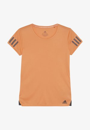 CLUB TEE - Print T-shirt - orange