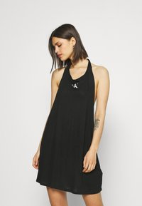 Calvin Klein Swimwear - ONE DRESS - Beach accessory - black - 0