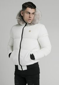 SIKSILK - RIP STOP DISTANCE  - Winter jacket - white - 1