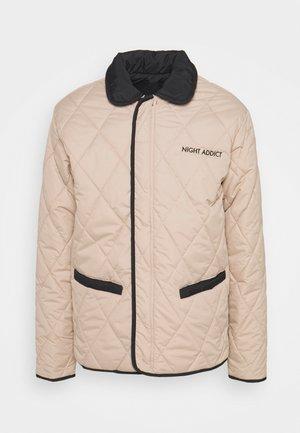 REVERSIBLE  - Summer jacket - black
