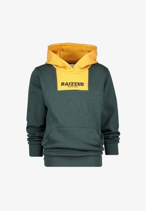 Sweater - steel green