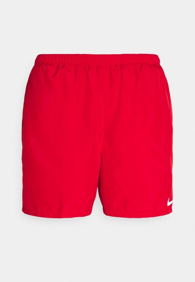 CHALLENGER SHORT - Sports shorts - university red/reflective silver