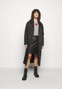 HUGO - RULENA - Pouzdrová sukně - black - 1