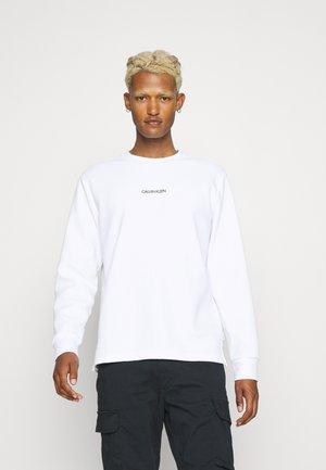 LIGHTWEIGHT - Collegepaita - bright white