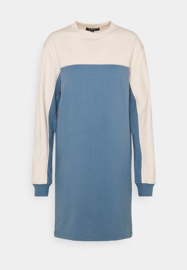 DRESS - Korte jurk - blue